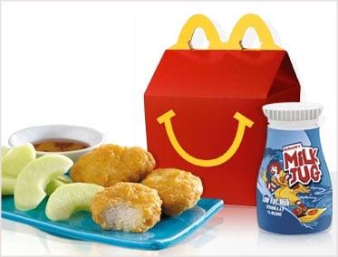 Quiz: Fast Food Kiddie Nation