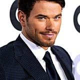 Kellan Lutz took a break from Breaking Dawn press events to celebrate GQ's Men of the Year.