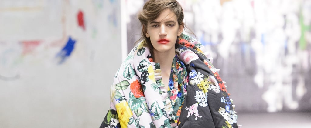 Preen Just Gave Us the Perfect Excuse to Wear Our Duvets to Work