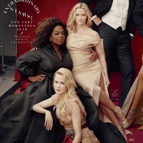 Reese Witherspoon Vanity Fair Hollywood Issue Cover 2018