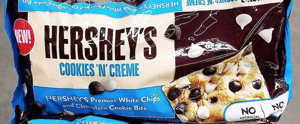 Everything You Bake Can Now Taste Like a Hershey's Cookies 'n' Creme Bar