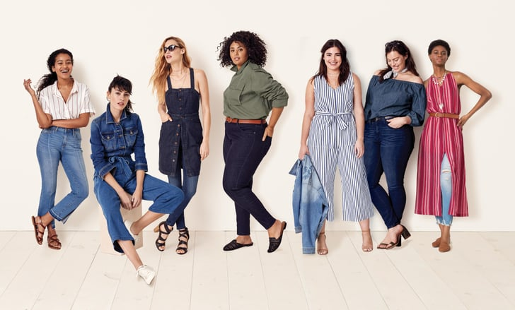 Target Universal Thread Size-Inclusive Clothing Brand | POPSUGAR Fashion