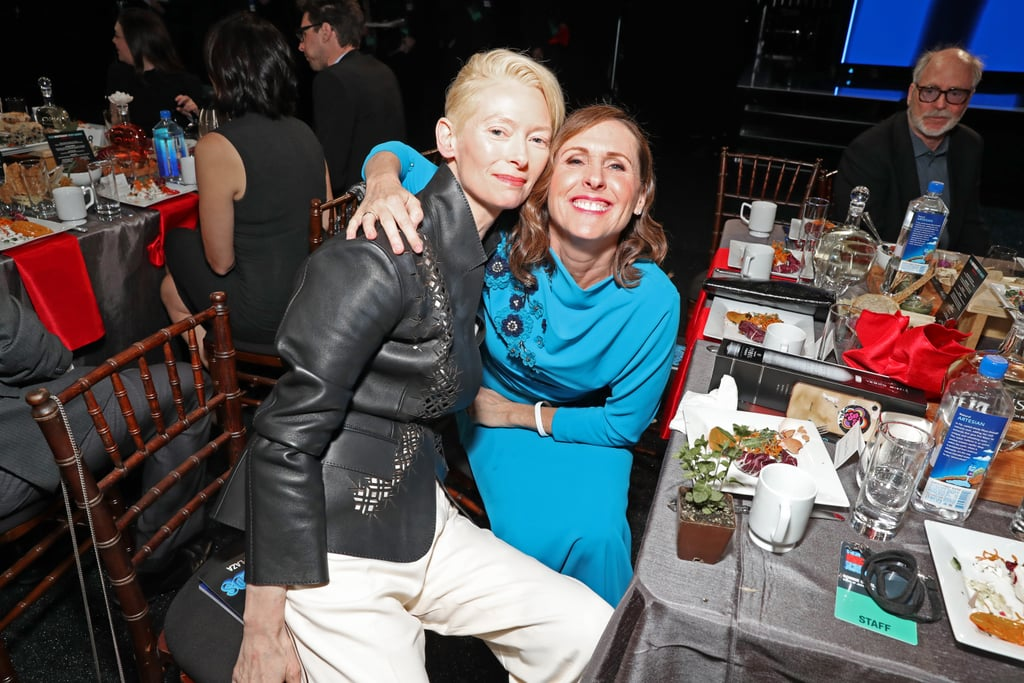 Pictured: Tilda Swinton and Molly Shannon
