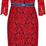 Preen by Thornton Bregazzi Sloane Zipped Lace Dress ($2,465)