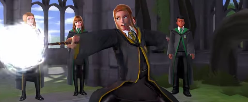 Harry Potter Hogwarts Mystery Game Trailer