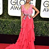 January at the Golden Globe Awards in Los Angeles
