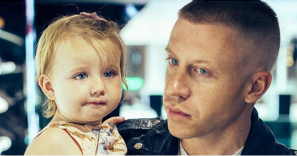 Pictures of Macklemore's Daughter | POPSUGAR Celebrity