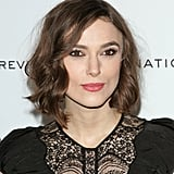 Keira Knightley at the 2011 National Board of Review gala.