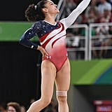 Laurie Hernandez at the Olympic Team Finals 2016 | Pictures