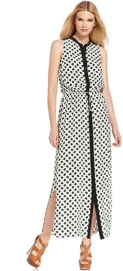 Reformed by the reformation v-back maxi dress