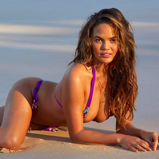 Chrissy Teigen Bikini Sports Illustrated Swimsuit Issue 2017