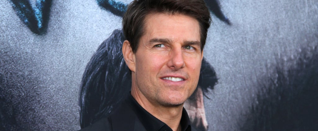 Tom Cruise Joins Instagram to Announce Some Exciting News About Mission: Impossible 6