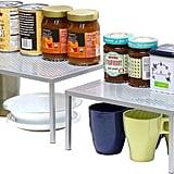 SimpleHouseware Expandable Stackable Shelf Organiser