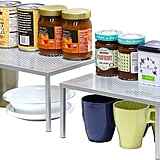 SimpleHouseware Expandable Stackable Shelf Organizer