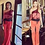 Chrissy Teigen Pregnancy Outfits
