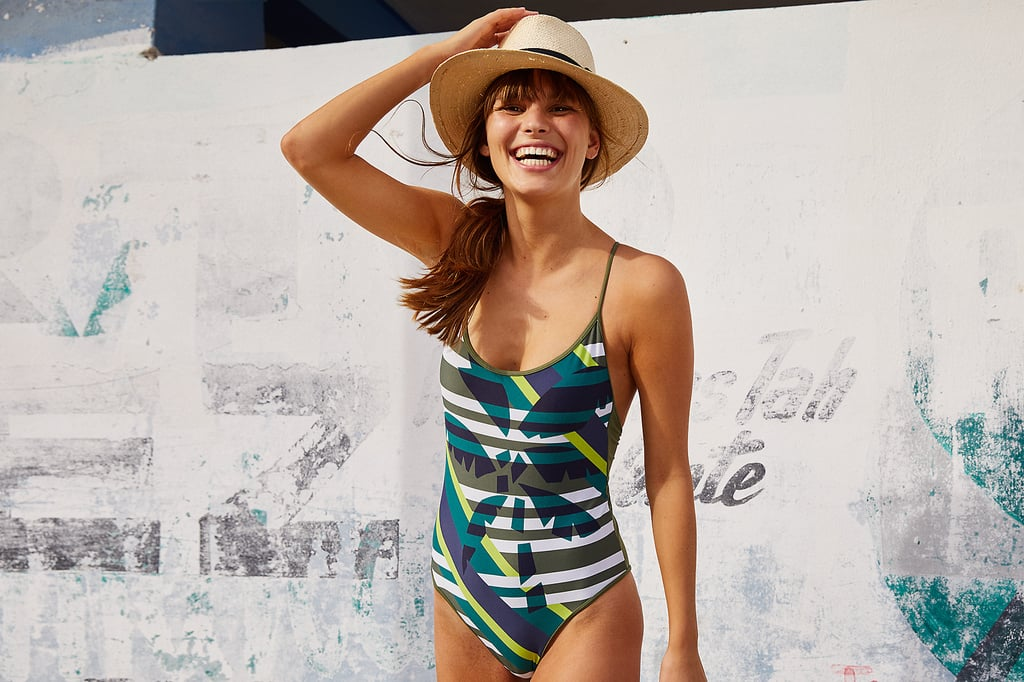 Aerie Tie Back One-Piece Swimsuit