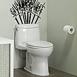 Game of Thrones Toilet Decor