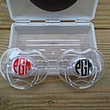 Personalized Pacifiers and Case