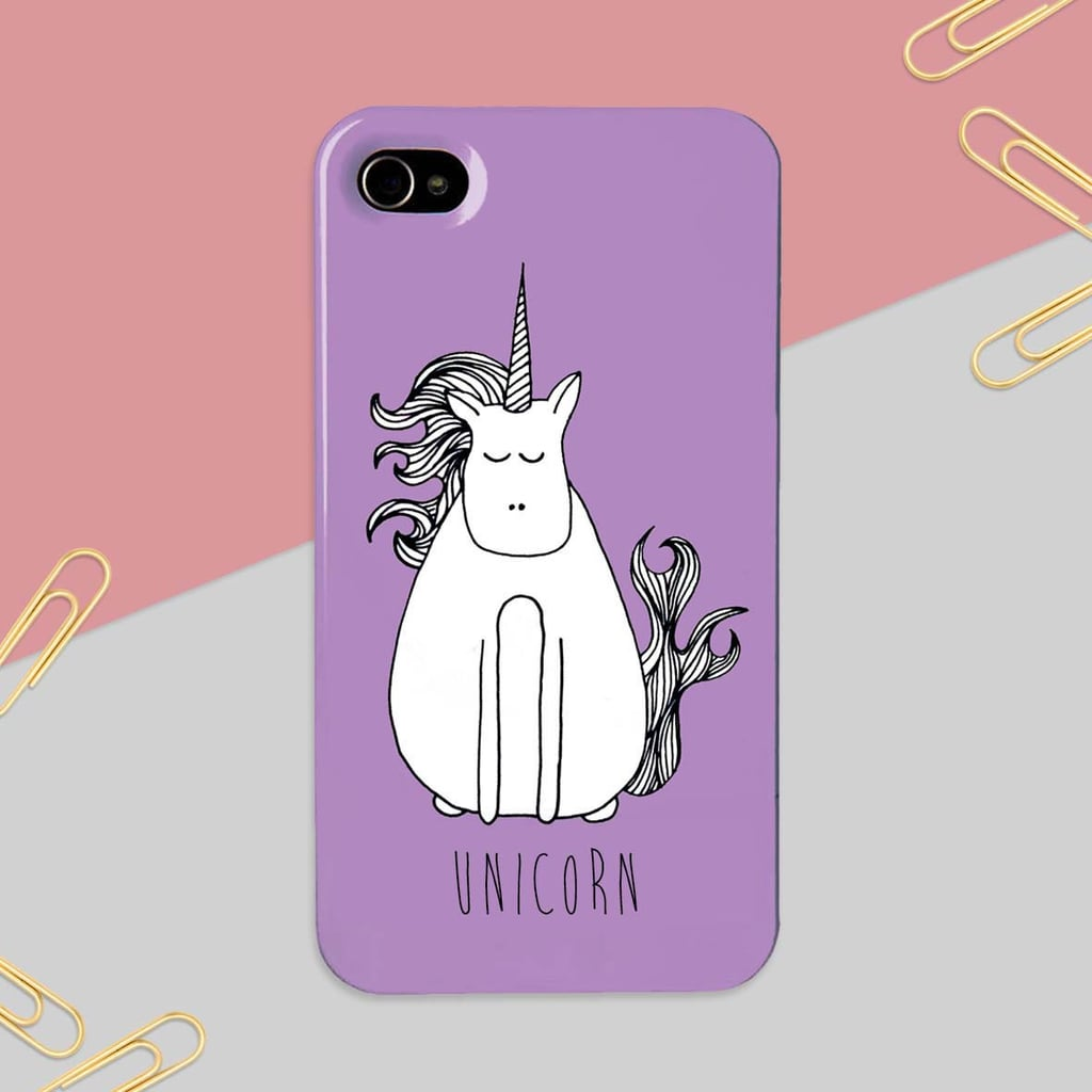 Unicorn iPhone Case ($13)
