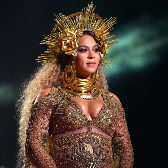 Beyonce's Dress at the 2017 Grammys