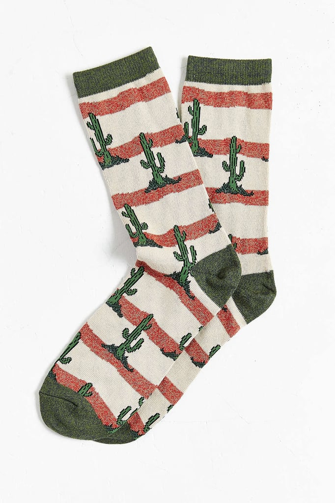 Urban Outfitters Cactus Socks
