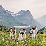 Glacier National Park Elopement