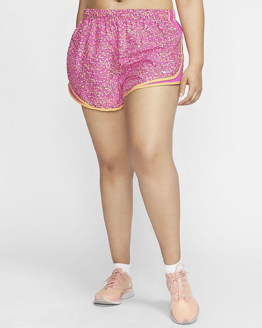 Womens Yoga Shorts I Love Latinas Athletic Running Shorts