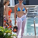 Nikki Bella Bikini Pictures in Miami May 2018