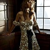 Amelia Strapless Mini Dress ($333)