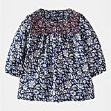 Mini Boden Smocked Top