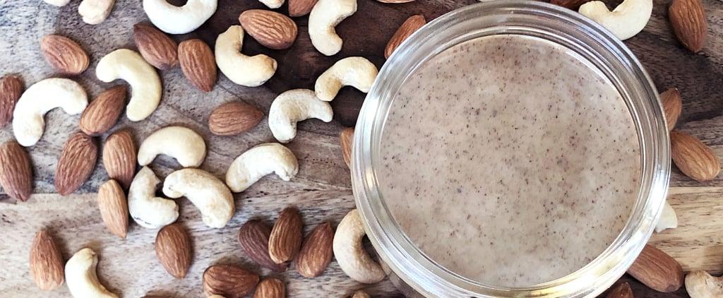 Protein-Packed Vanilla Cashew Almond Butter Recipe