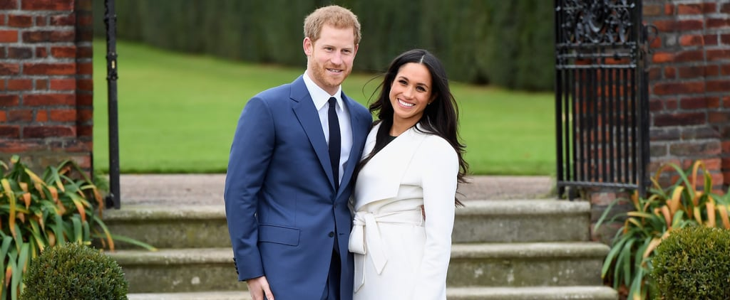 Why Are We Smiling From Ear to Ear? Meghan Markle's Engagement Coat Has Been Restocked!