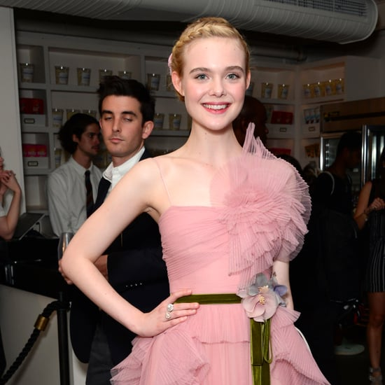 Elle Fanning's Dress From the Neon Demon New York Premiere