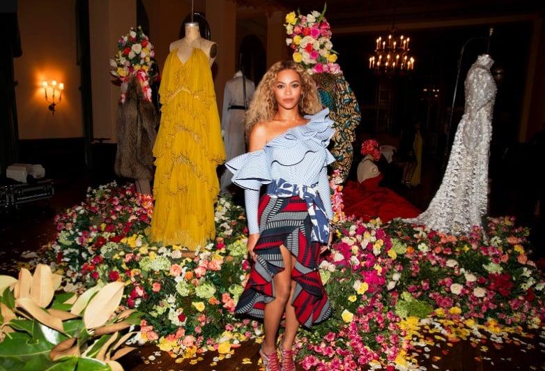 Beyonce at Lemonade Event December 2016