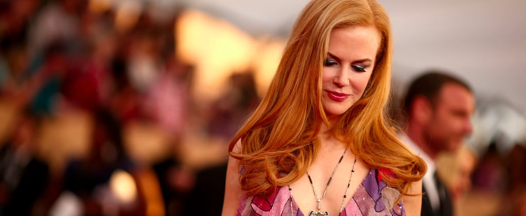Nicole Kidman's Red Carpet Looks Are the Opposite of Boring