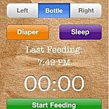 Baby Feeding Log