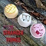 Stranger Things-Inspired Mini Bath Bomb Set