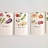 Produce Calendar