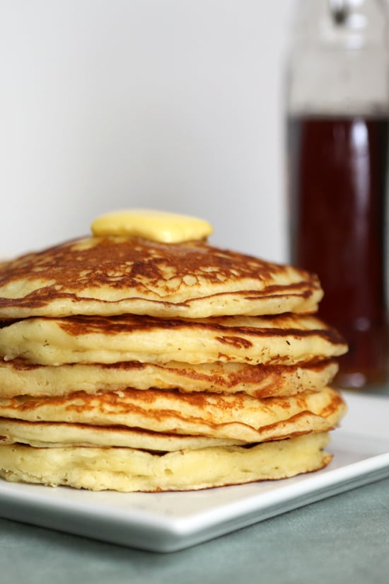 Simple and healthy pancake recipes popsugar fitness uk from vegan to wheat free weve got your healthy pancake needs covered ccuart Image collections