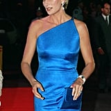 Princess Diana Wearing the Ring in October 1996