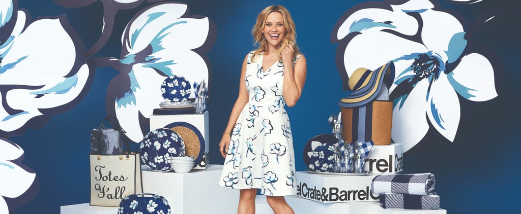 Reese Witherspoon's Draper James Line For Crate & Barrel