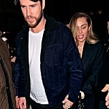 Miley Cyrus's Pantsuit at Saturday Night Live Afterparty