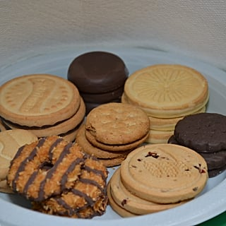 Funny Tweets About Girl Scout Cookies