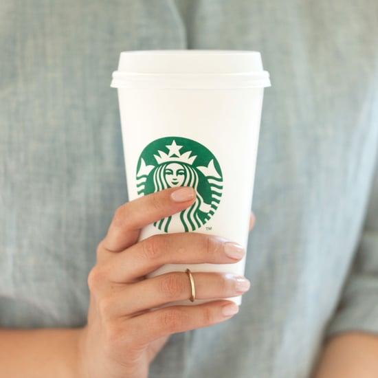 Starbucks Calories Infographic