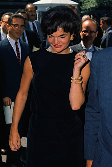 Jackie Kennedy Engagement Ring From JFK