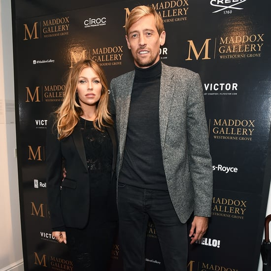 Abbey Clancy and Peter Crouch Third Child