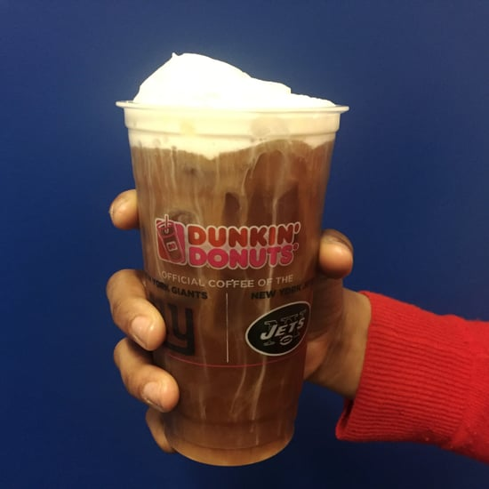 How Does Dunkin' Donuts' Sweet and Salted Cold Brew Taste?