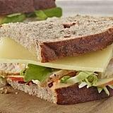 Roasted Turkey, Apple, and Cheddar Sandwich