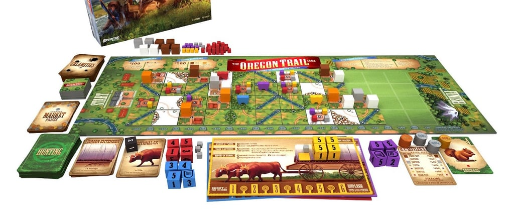 Oregon Trail Board Game at Target