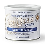 Williams Sonoma and Humphry Slocombe Ice Cream Starter